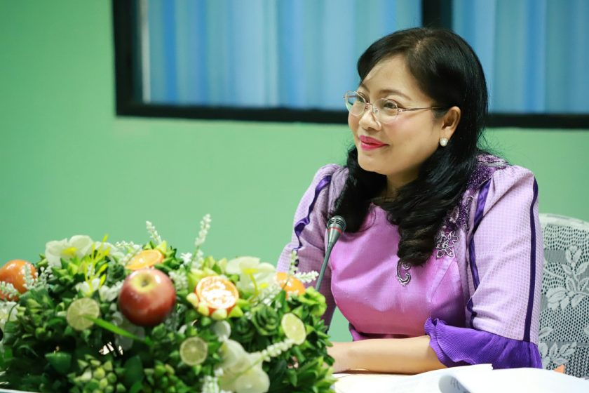 ศธจ.สุพรรณบุรี รับการตรวจราชการตามนโยบายกระทรวงศึกษาธิการ